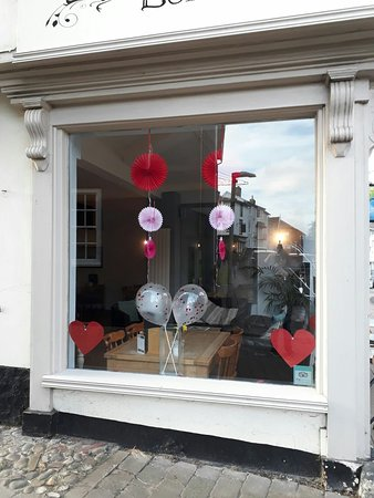 Suffolk, UK: Saint Valentin