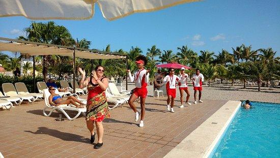 Rio Hato, Παναμάς: Riu Playa Blanca ! Super !!!