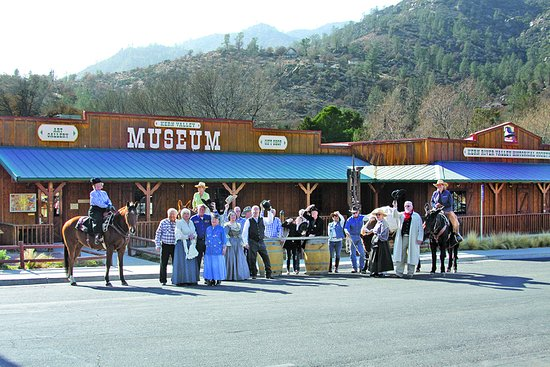Wofford Heights, Californië: Kernville Museum