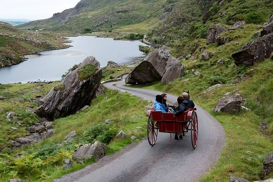 The Ring of Kerry. Photo provided by Tourism Ireland