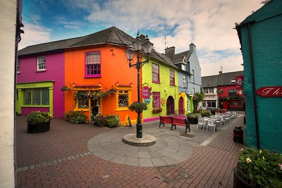 Kinsale in County Cork. Photo provided by Tourism Ireland