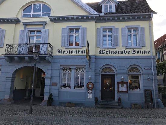 Endingen am Kaiserstuhl, Allemagne : Das Haus