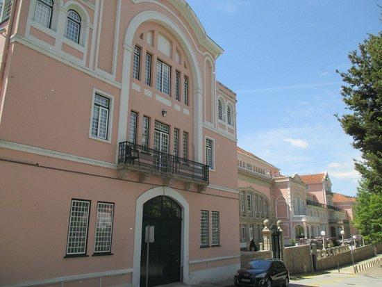 Varzea, โปรตุเกส: Vista principal Inatel Palace São Pedro do Sul