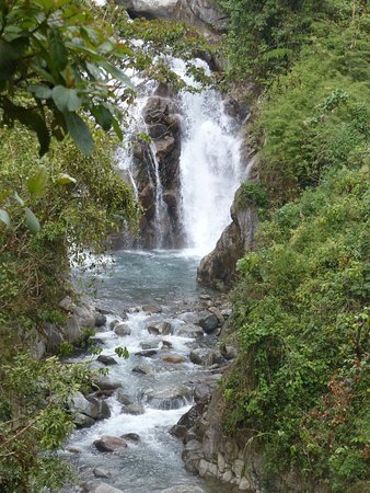 Chirripo National Park, Costa Rica: On the waterfall trail