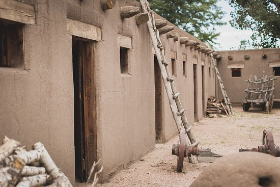Pueblo, CO: An interpretation of an 1840s trading post