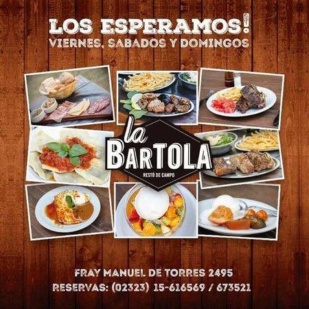 La Bartola- Resto de Campo