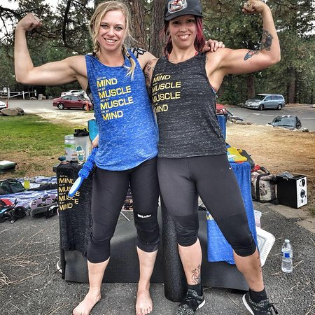 Kings Beach, CA: Jenni and Christine are here to help you reach your fitness goals!