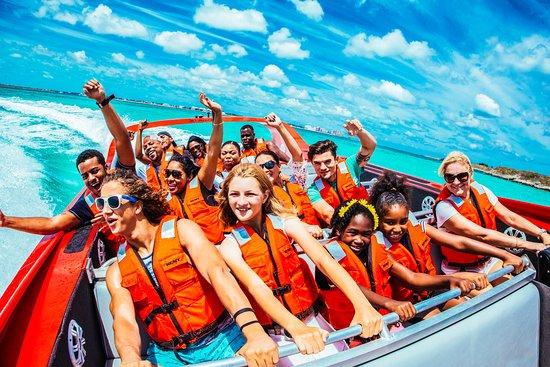 Bahamas Jet Boat