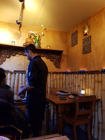 South Holland Province, The Netherlands: Thais Restaurant Songkhla
