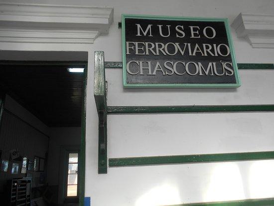 Chascomus, Argentinien: Museo Ferroviario Chascomús