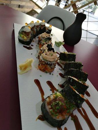 Probablemente, el mejor sushi