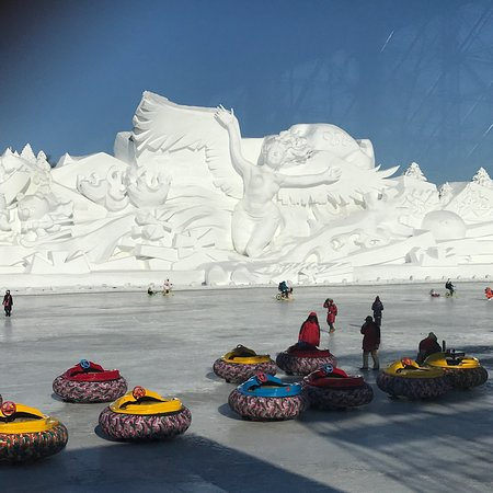 Harbin Snow Fair: photo1.jpg