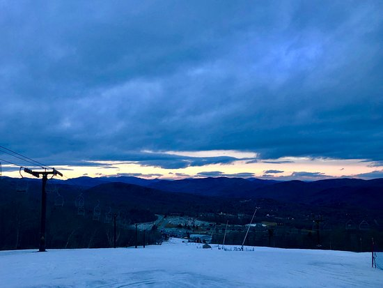 Plymouth, VT: Twilight Snowmobile Tour