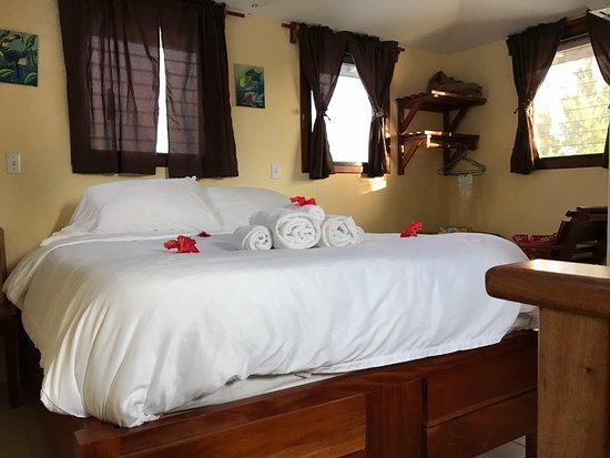 Maya Beach Hotel: Upstairs bedroom in Maya Apartment