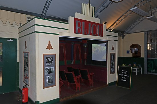 Spa  Valley  Railway: Spa Valley Railway cinema