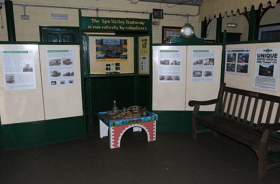 Spa  Valley  Railway: Spa Valley Railway