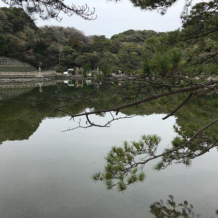 Myojin Pond