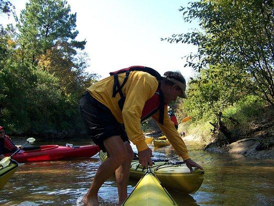 D'Iberville Kayaking
