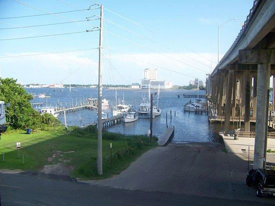 D'Iberville Boat Launch