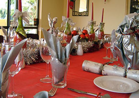 Mundubbera, Australia: Dining room - ideal for special occasions.