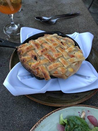 North Shore Kula Grille: Chicken Pot Pie