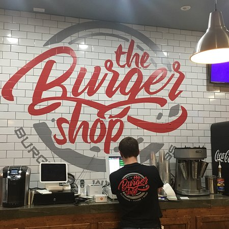 Forney, TX: The Burger Shop