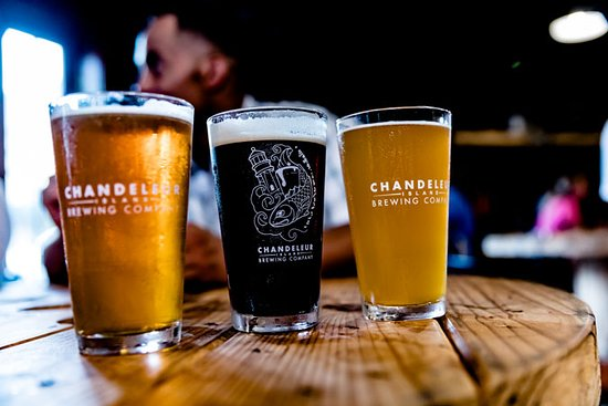 Gulfport, MS: Chandeleur Brewing Company