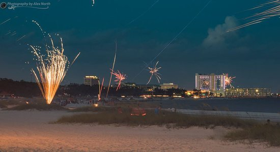 Gulfport, MS: Fourth of July