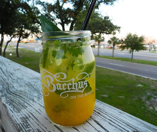 Pass Christian, MS: Cat Island Cruiser from Bacchus on the Beach