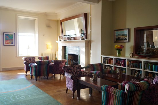 Mulranny Park Hotel: Hall near the reception