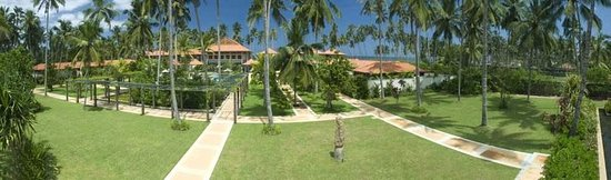 Serene Pavilions: Exterior
