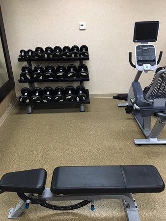 Hilton Garden Inn Toronto / Burlington: Fitness Center