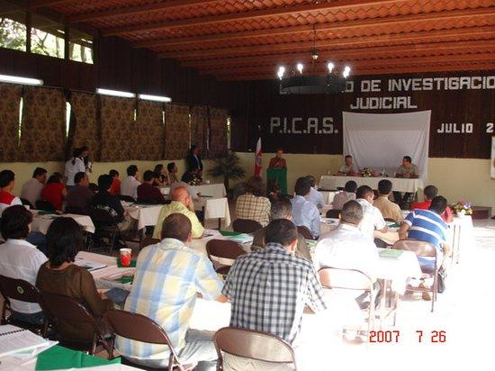 Birri, Costa Rica: Meeting room