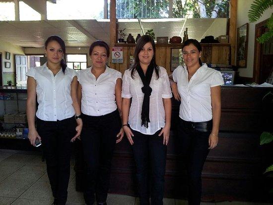 Birri, Costa Rica: Lobby