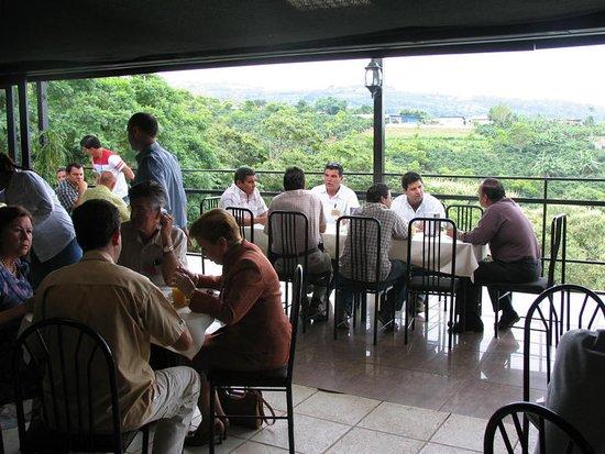 Birri, Costa Rica: Restaurant