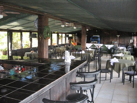 Birri, Costa Rica: Bar/Lounge