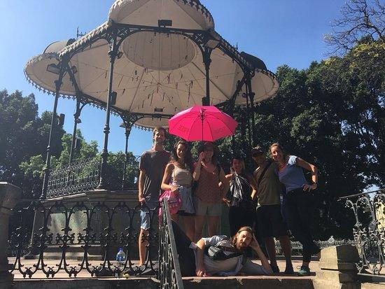 Tour Gratis Oaxaca