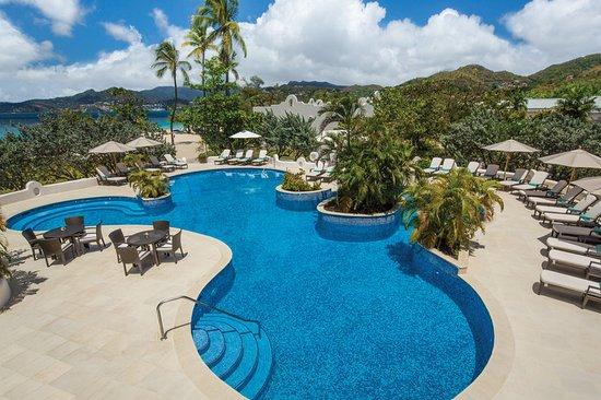 Spice Island Beach Resort: Pool