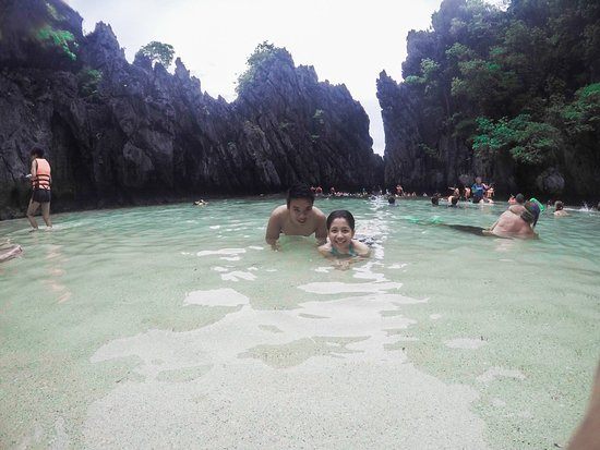 Secret Lagoon Beach