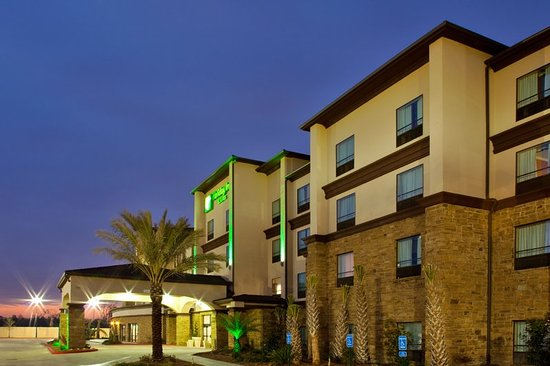 Holiday Inn Hotel & Suites Lake Charles South: Exterior