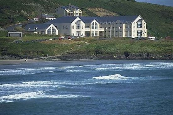 Inchydoney Island Lodge & Spa: Exterior
