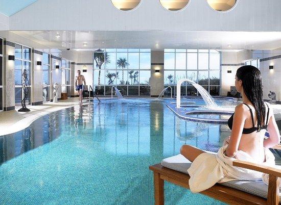 Inchydoney Island Lodge & Spa: Pool