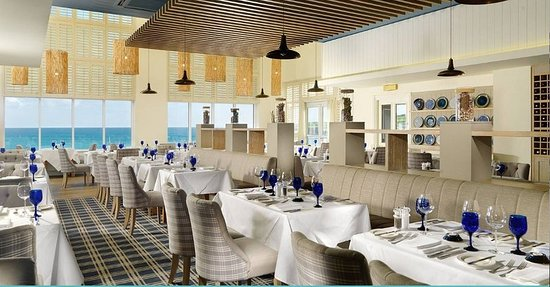 Inchydoney Island Lodge & Spa: Restaurant