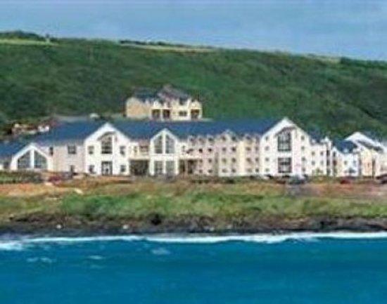 Inchydoney Island Lodge & Spa: Exterior