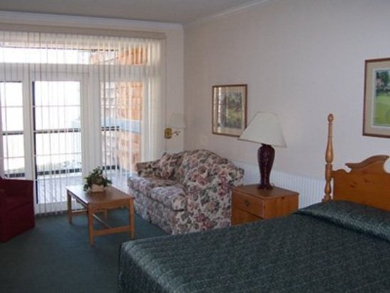 Bellaire, MI: Guest room