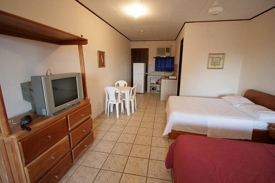 Blue Palm Hotel: Guest room