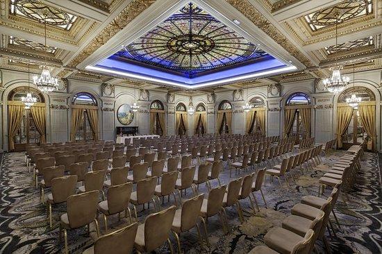 Athenee Palace Hilton Bucharest: Meeting room