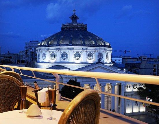 Athenee Palace Hilton Bucharest: Bar/Lounge