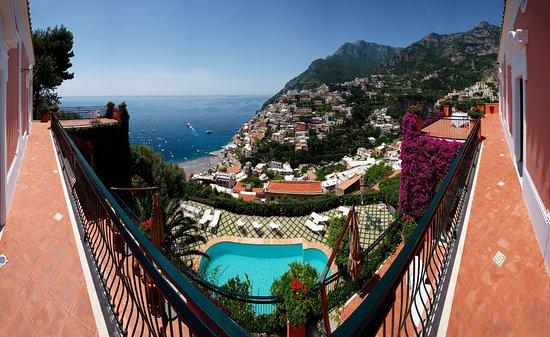Villa dei Fisici : Room Terrace with sea view