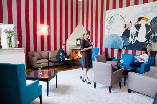 Hotel Altstadt Vienna: Lobby